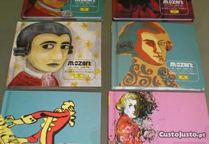 Colecção CD's Música clássica