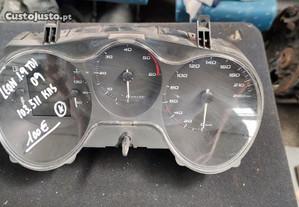 Quadrante Seat Leon 1.9 TDi ano 09 (1P0920853A)