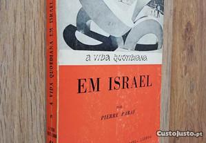 A Vida Quotidiana em Israel (portes grátis)