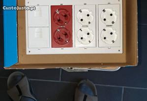 kit para caixa electrica de chão