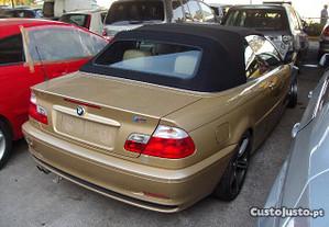 Bmw 325 Cabrio E46