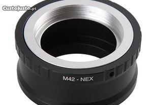Adaptadores Canon / Nikon / Sony / Fujifilm / M43
