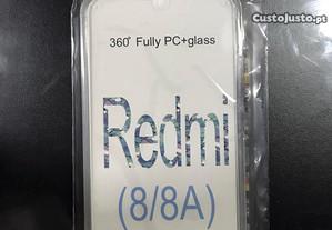 Capa de protecção completa 360º Xiaomi Redmi 8/8A