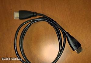 Cabo HDMI 1080 para hdtv, dvd, lcd, etc