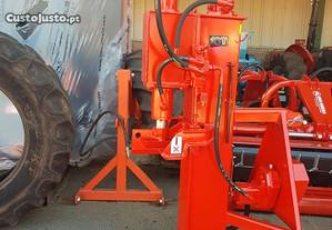 rachador de lenha vertical trator 12 tonelad