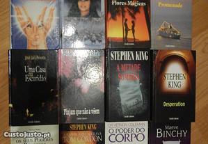 29 Livros vários autores - como novos