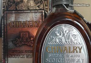 whisky Chivalry 12 anos descontinuado