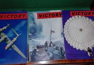 Revista Victory . 2ª guerra Mundial