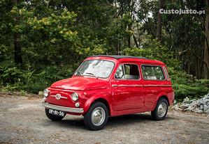 Fiat 500 Giardiniera 1961