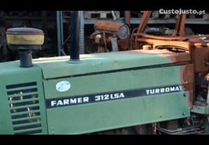 Trator-Fendt 312LSA para peças