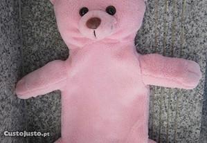 urso de peluche pijaminha para bebe ou criança