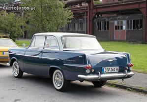 Classico antigo Opel olympia rekord P2 peças