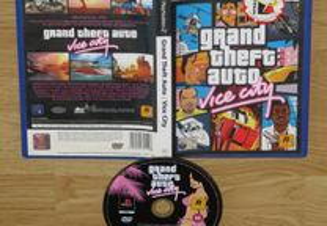 Playstation 2: GTA Vice City