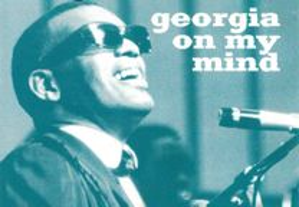 Ray Charles Georgia On My Mind [CD]