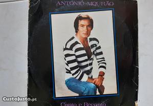 Discos LP musica portuguesa Antonio mourao