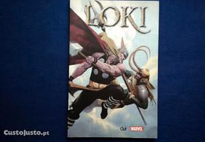 Banda desenhada Loki