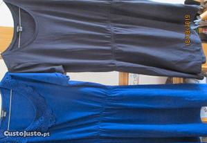 2 vestidos de senhora esmara