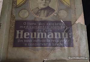 Os Célebres Medicamentos Alemães do Cura Heumann