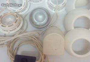 Material eléctrico e iluminação