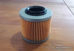 BMW F650 filtro óleo