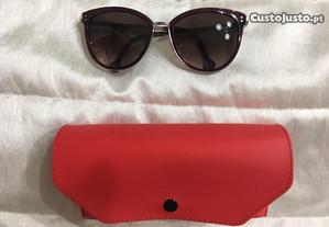 Oculos de sol Carolina Herrera