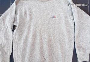 Pulover original da Gant cor Cinza XL