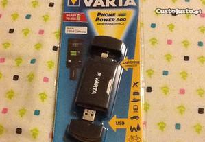PowerBank Varta selada(compatíveis iPhone 4/4s