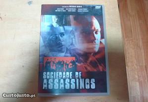 dvd original sociedade de assassinos