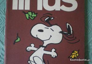 Linus - revista em italiano ano 1971/72- como nova