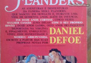 A Vida Amorosa de Moll Flanders, de Daniel Defoe