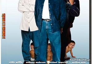3 Homens e 3 Bebés (2004) Eddie Griffin