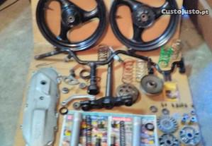 Pecas Aprilia sr50cc