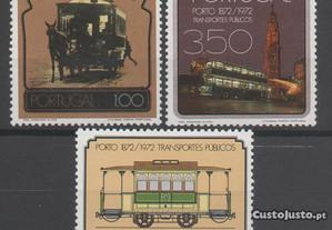 Série Completa NOVA 1973 / Transportes Porto