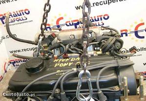 Motor hyundai pony 1.5 - ref.g4dj