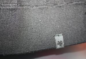 Top Preto de lã TIFFOSI tamanho S