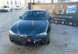 Alfa Romeo 147 1.6 T. Spark Eco 2005 Para Peças