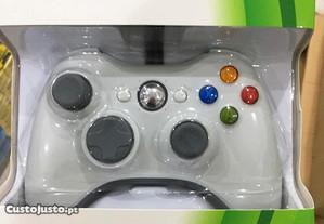 Comando para Xbox 360 com fio / PC - NOVO