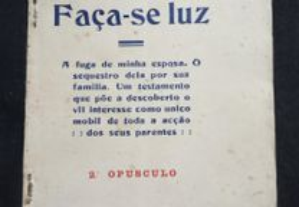 Faça-se Luz segundo - José de Sousa Braz