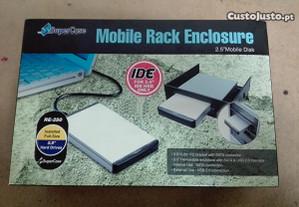 Mobile Rack Enclosure IDE 2.5 - Novo