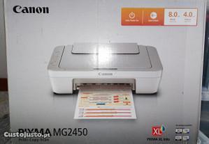 impressora multifunções canon pixma MG2450