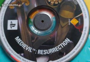 Jogo Medievil Resurrection PSP