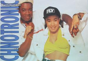 Technotronic - - - Turn It Up ... ... maxi single