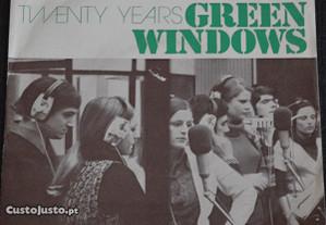 Green Windows - Twenty Years (Single/Vinil)