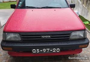 Toyota Starlet 1.0 12valvulas versão xl - 87