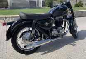 Matchless 500 1966