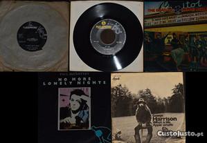 The Beatles - 4 Singles/Vinil
