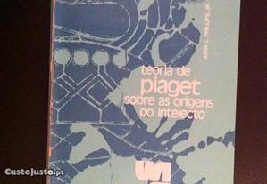 Teoria de Piaget Sobre as Origens do Intelecto (p