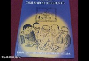 Um Café com sabor diferente de Luís Alves Milheiro