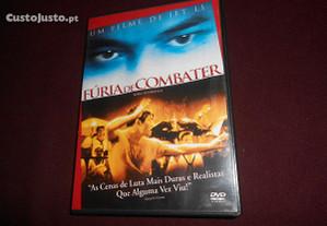 DVD-Fúria de combater-Jet Li