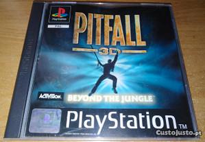 pitfall 3d - sony playstation 1 ps1